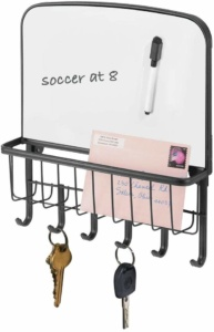 dry erase boards are great for communicating with rommates