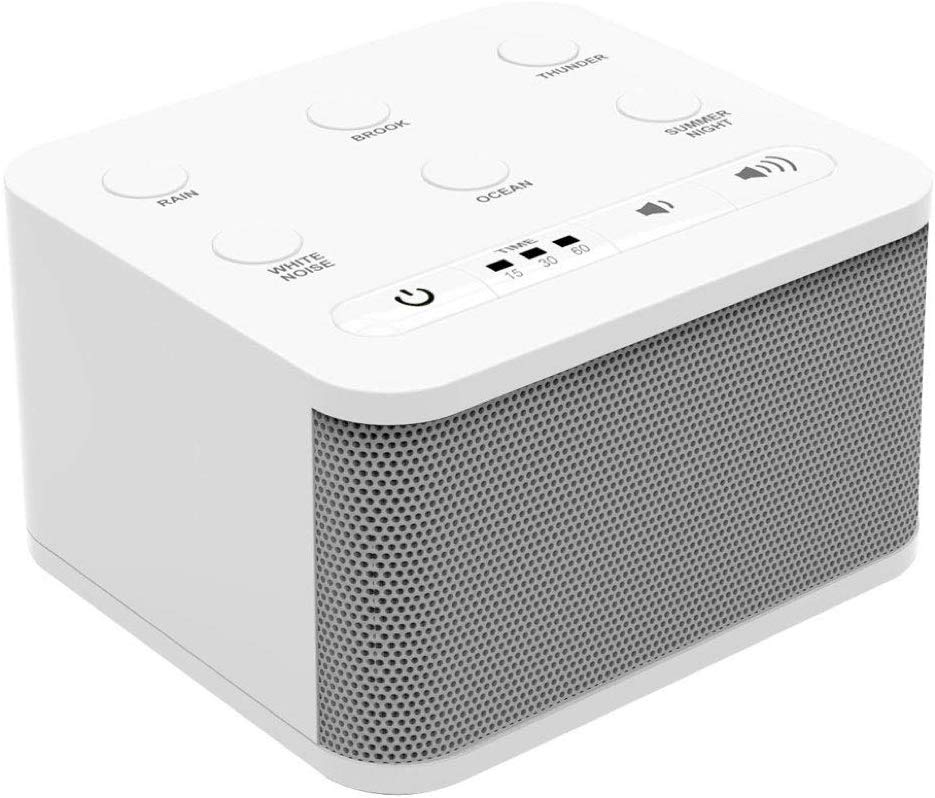 our favorite white noise machines