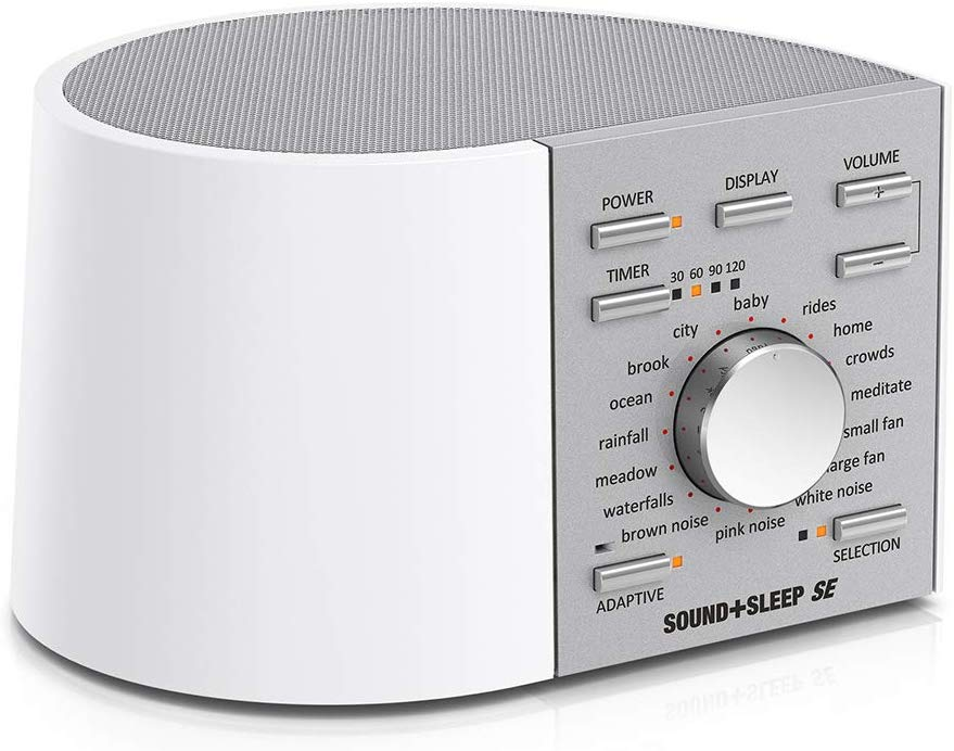 white noise machines good or bad for sleep