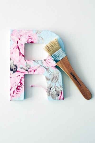 save money for girls room with diy decor