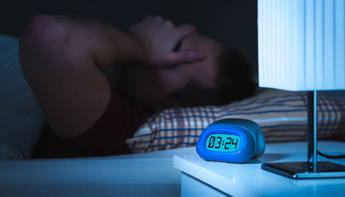 weight gain causes insomnia