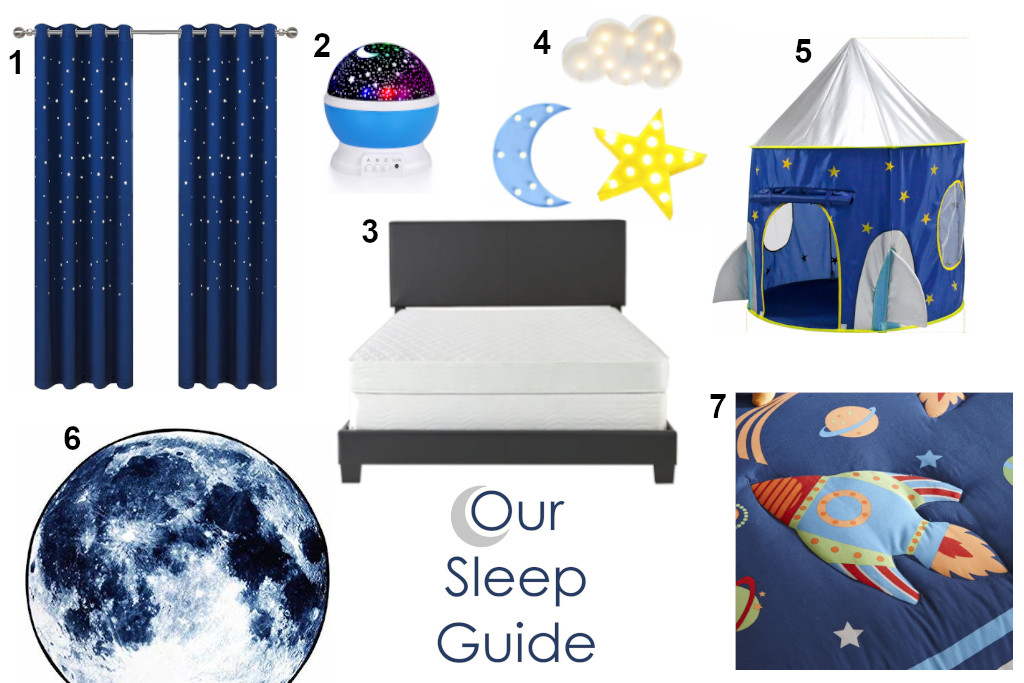 our sleep guide boys room on a budget design