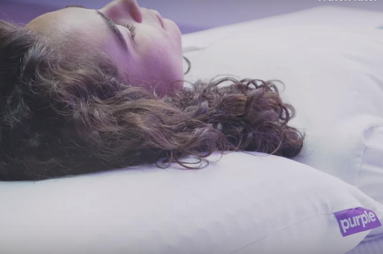 purple harmony pillow value