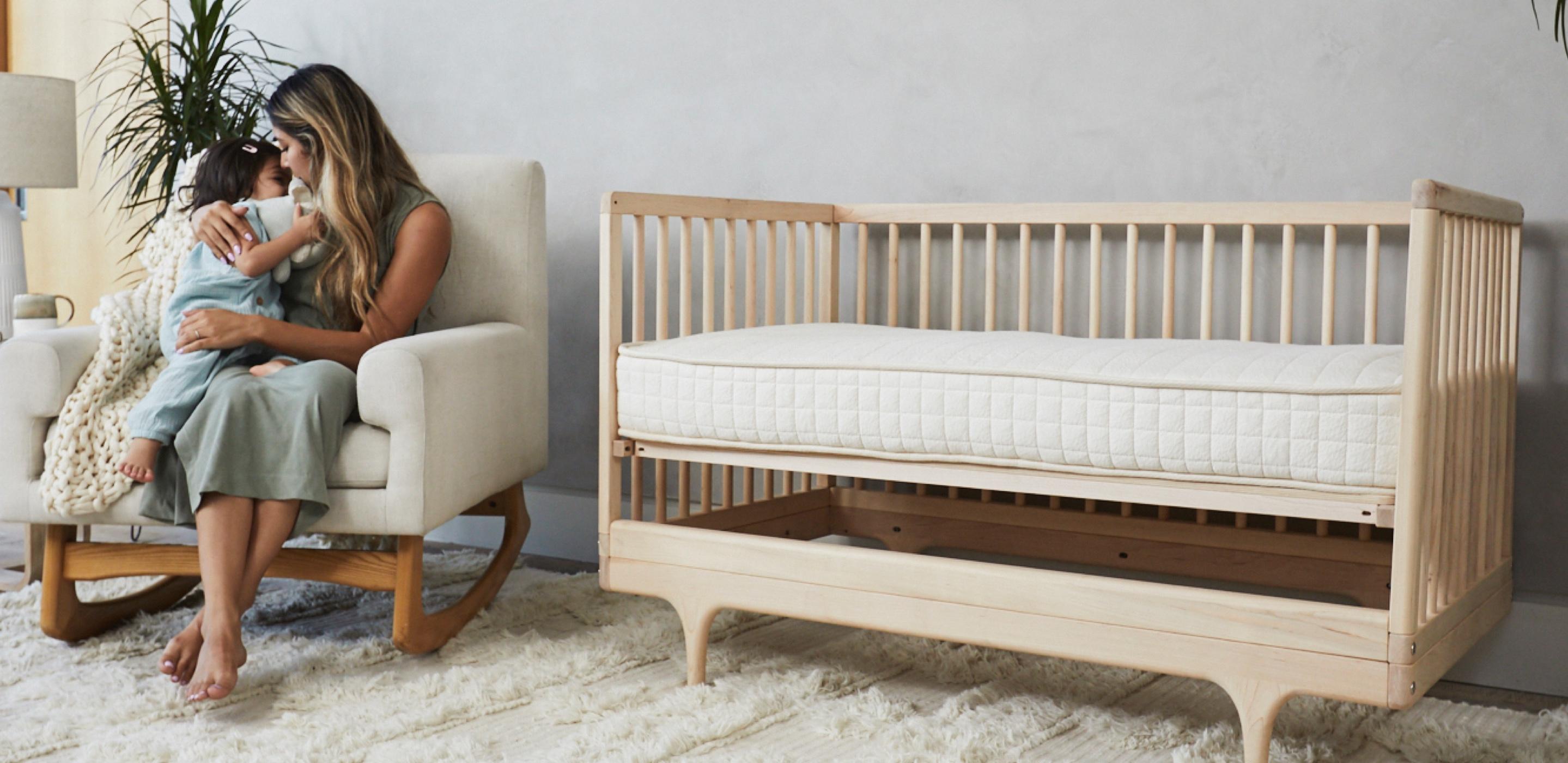avocado baby mattress
