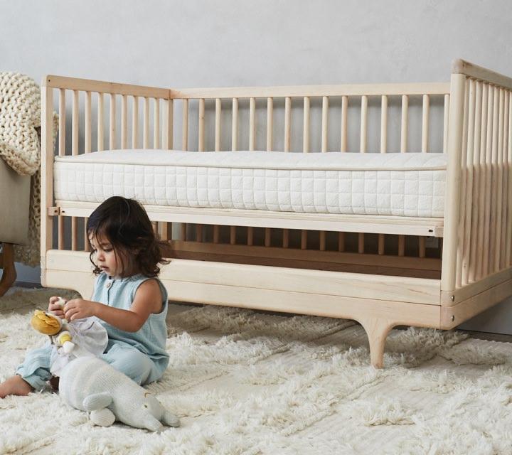 avocado baby crib mattress review