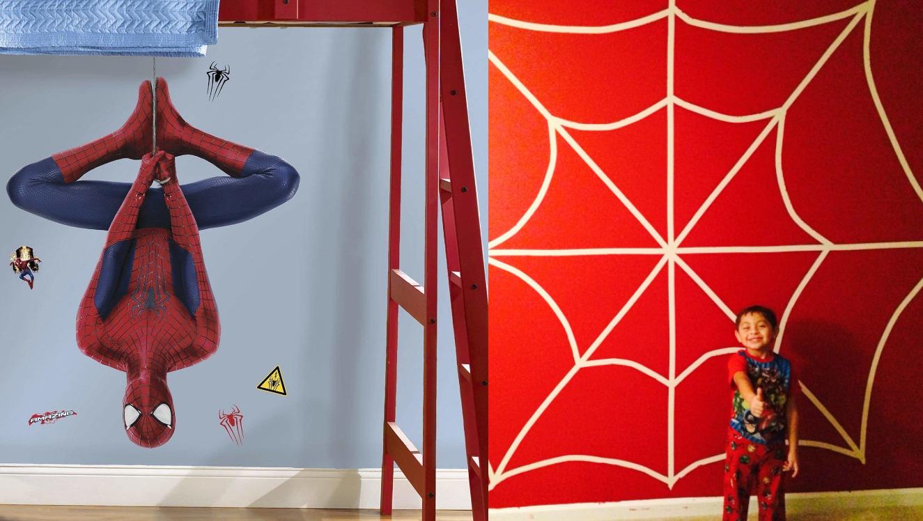 don't paint your kids walls crazy colors
