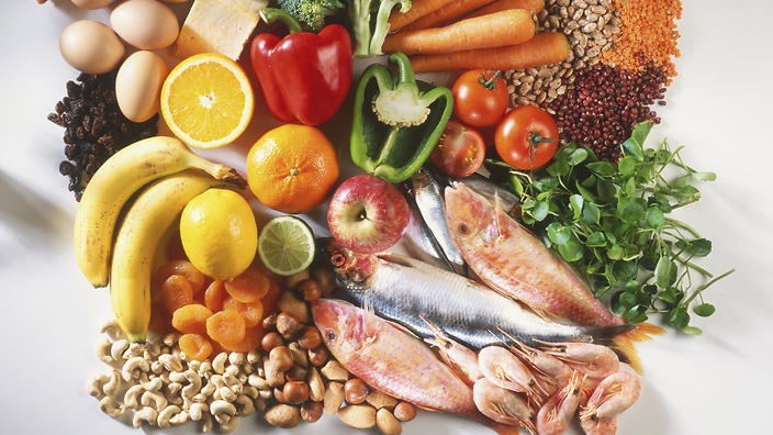 start eating healthy foods