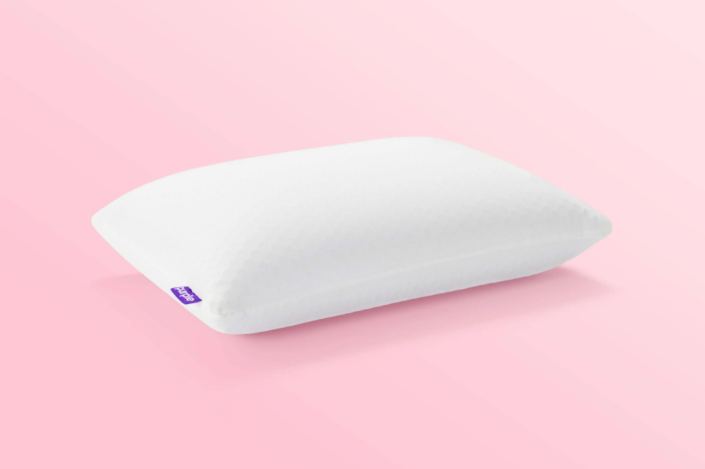 the harmony pillow from purple review