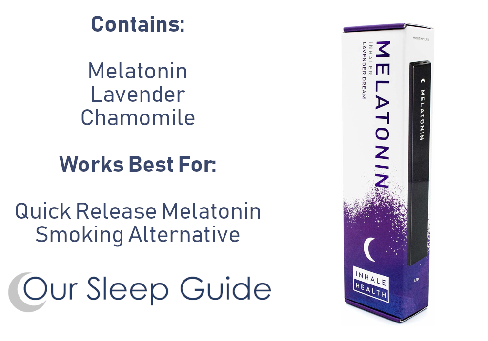 melatonin in a vaporizer does it work
