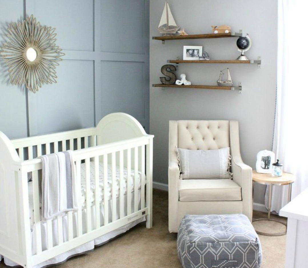 design your babies room on a budget