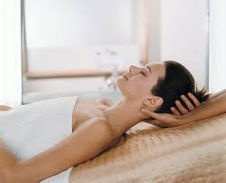 get a massage to rest easier and relax