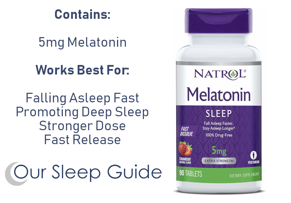fast acting melatonin that works