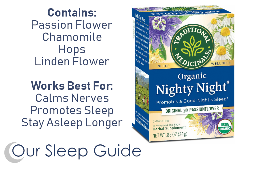 all natural sleep aids