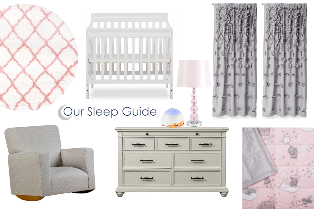 our sleep guide to designing a nursery on a budget