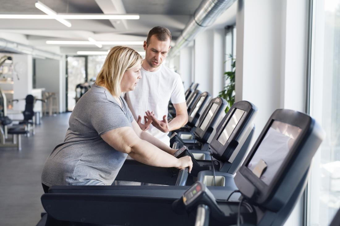 exercise can help you to loose weight and get healthy
