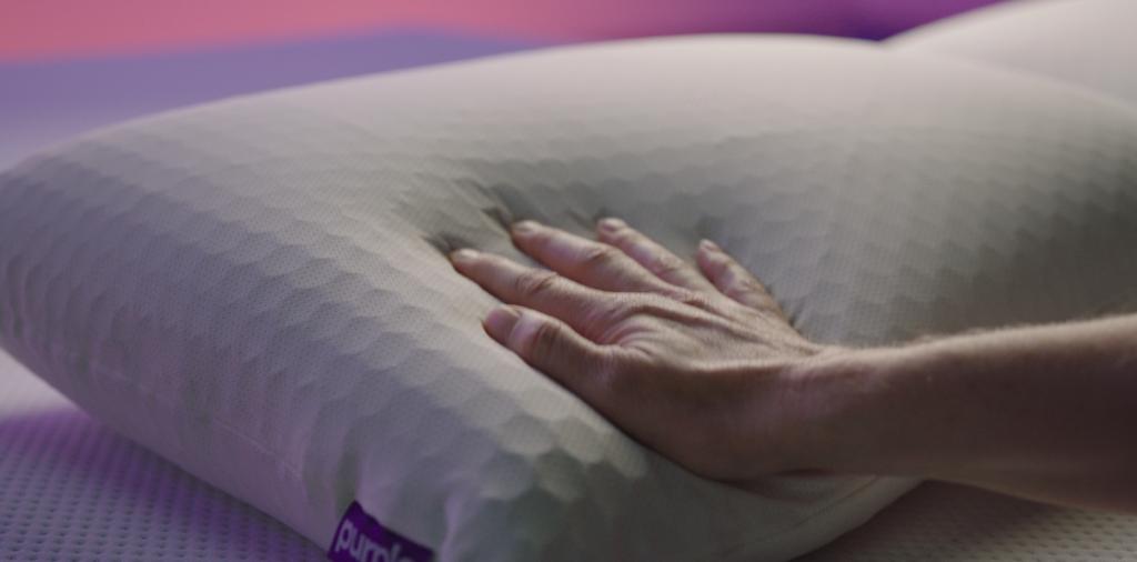 purple harmony pillow comfort and design