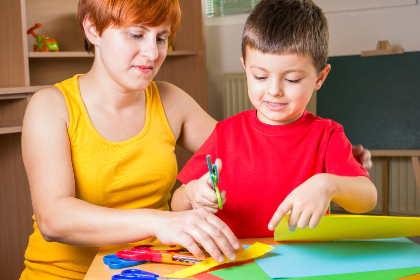 Get your son involved in decorating his own room