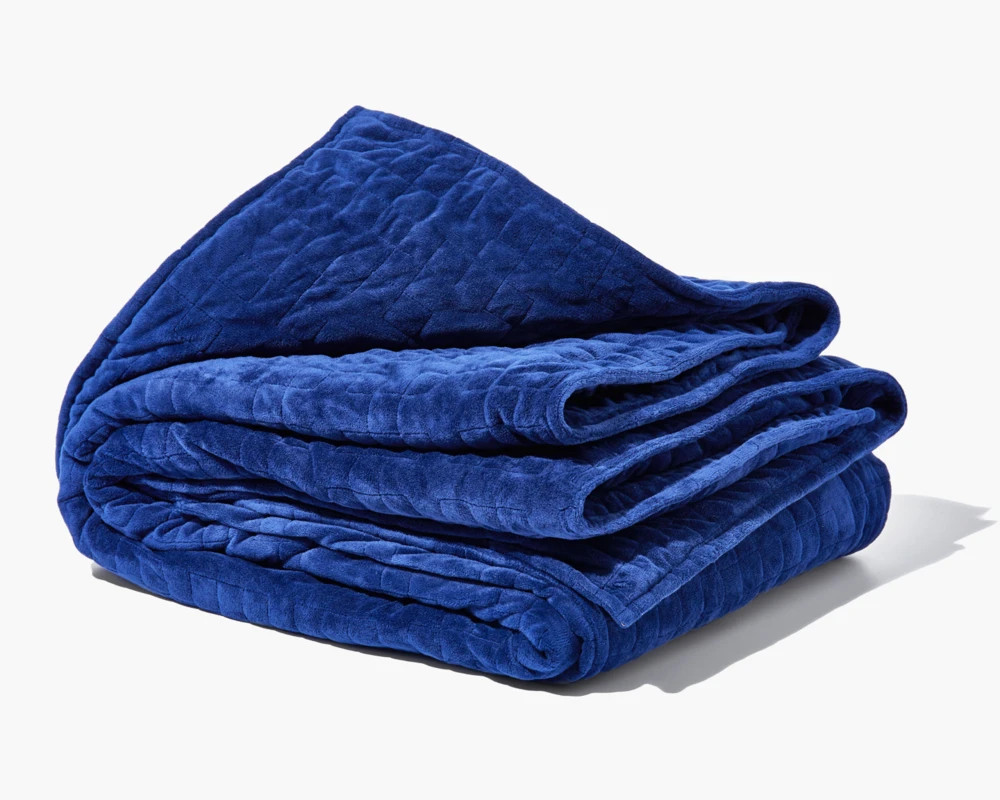 soft weighted blanket review