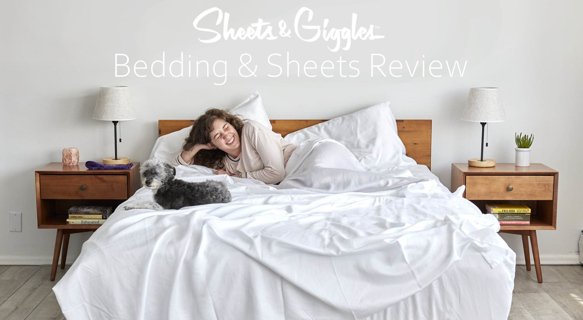 Sheets & Giggles bedding review