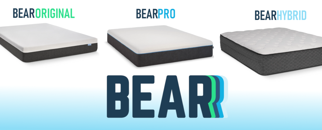 Bear Mattresses Review: Bear, Bear Hybrid, & Bear Pro