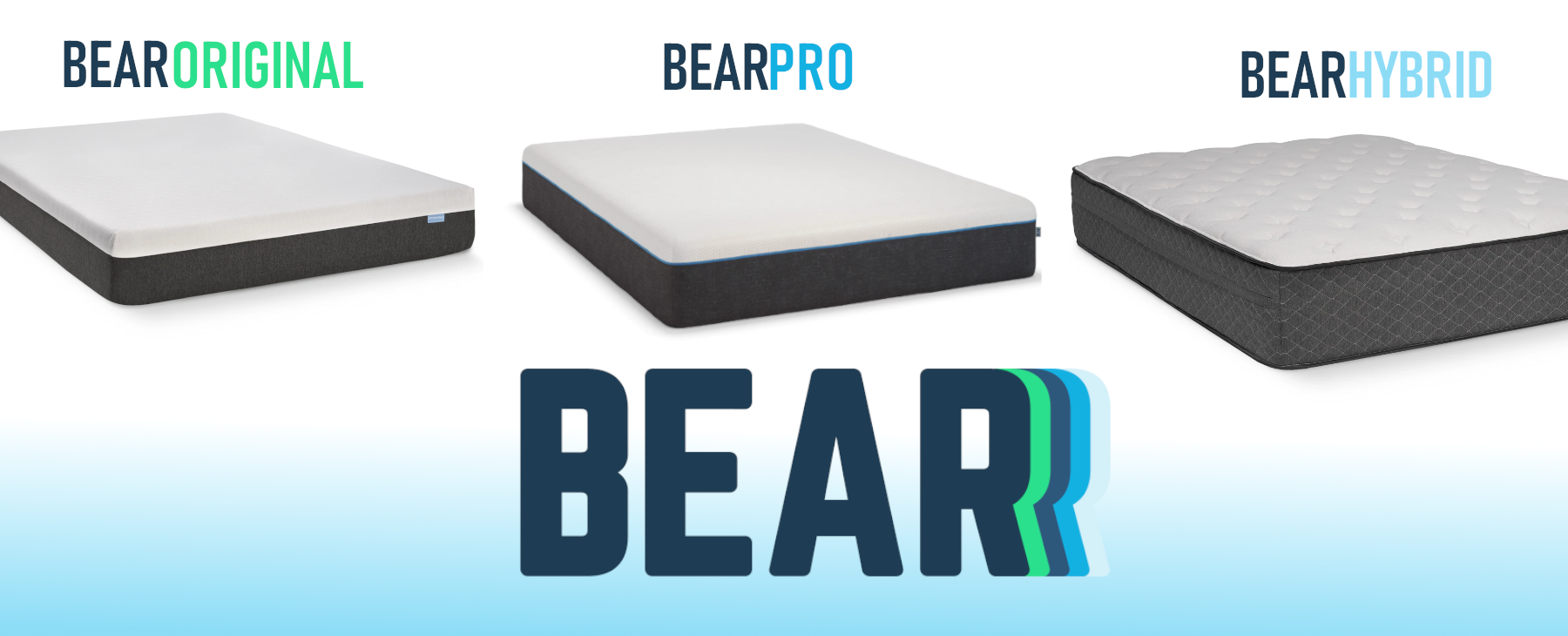 Bear Mattresses Review: Bear, Bear Hybrid, & Bear Pro