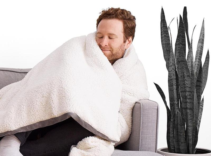 is the helix weighted blanket comfortable?