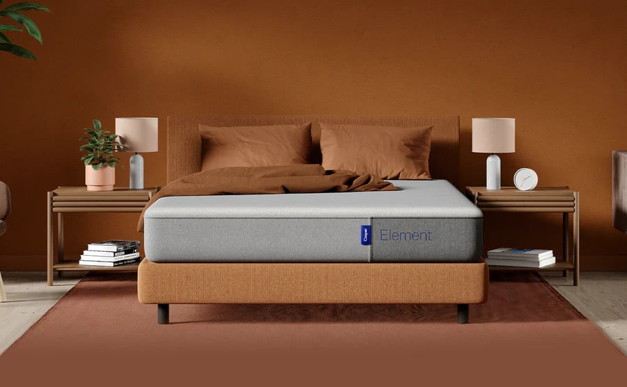 element casper mattress review