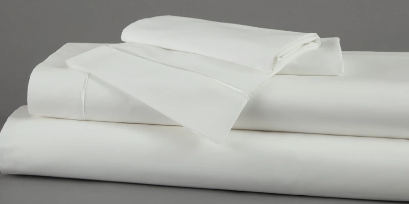 comfort of combed cotton sheets