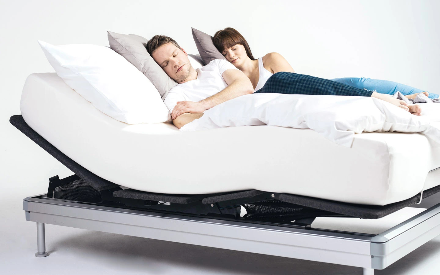 sleeping on the bear adjustable base review