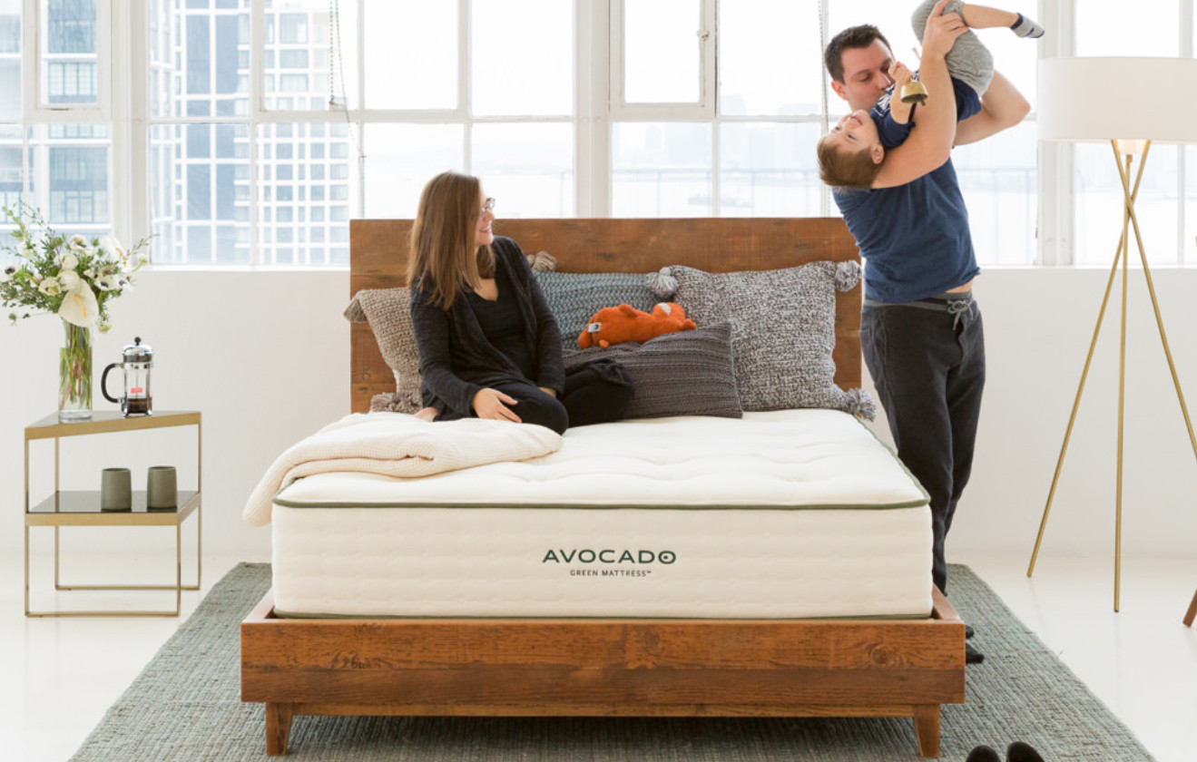 avocado bed frames review