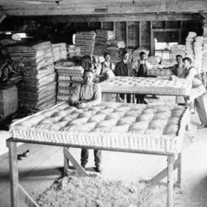 beautyrest mattress history