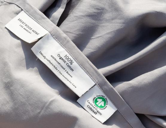 gots certified organic cotton sheets