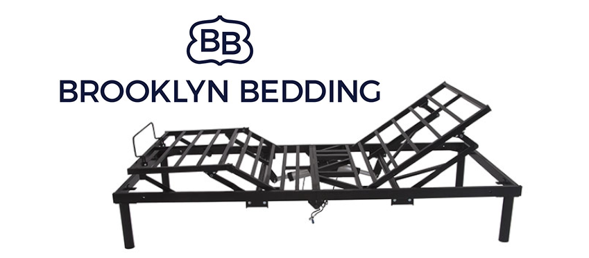 the brooklyn bedding signature adjustable bed frame