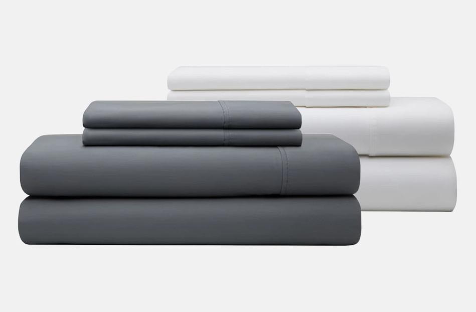 helix sleep luxurious tencel sheets