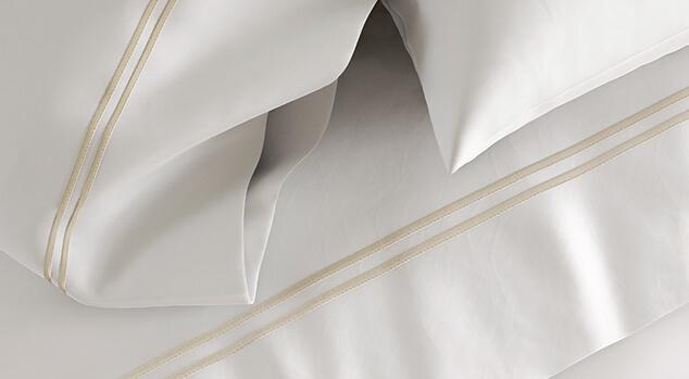 saatva dream sateen cotton sheets