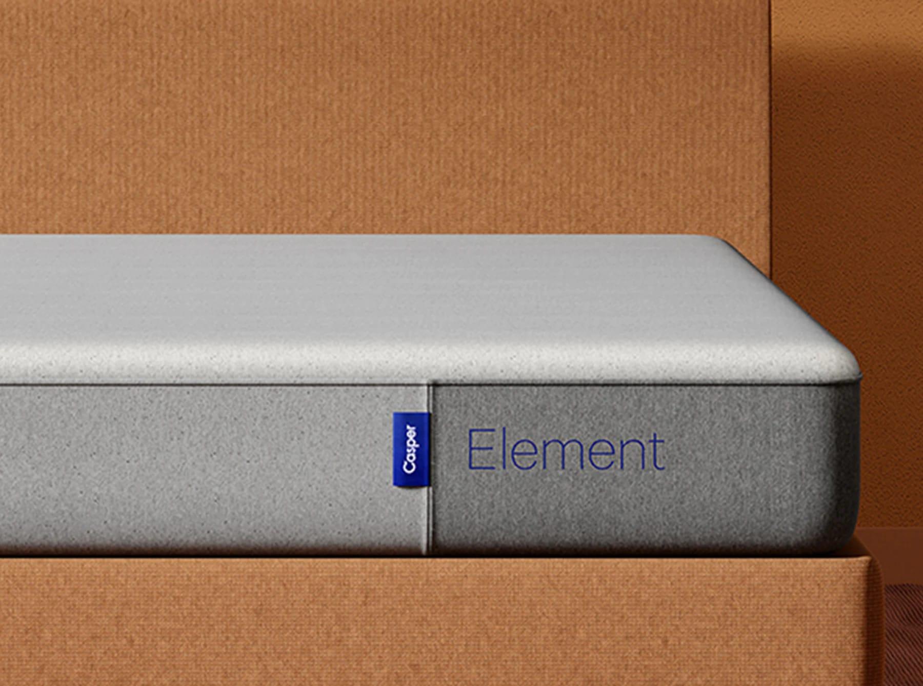 element mattress by casper compared