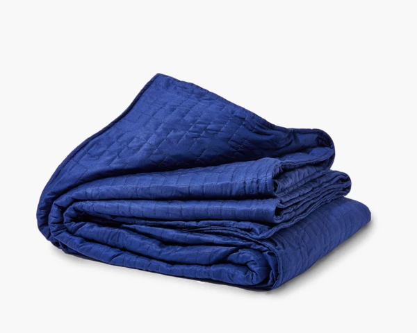 benefits to the weighted blanket by gravity