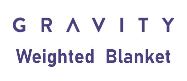 gravity weighted blanket logo