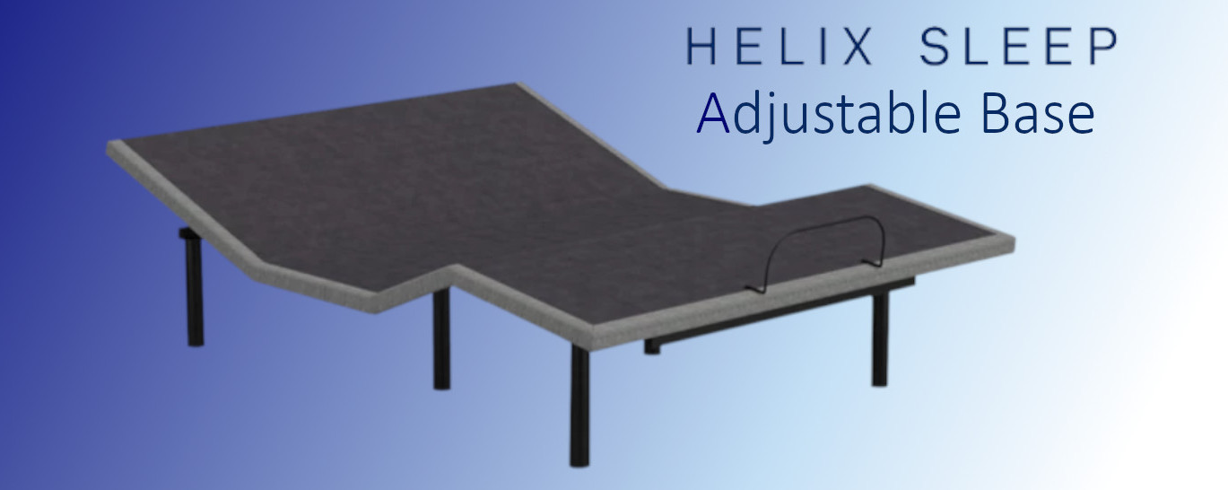 the helix adjustable base review