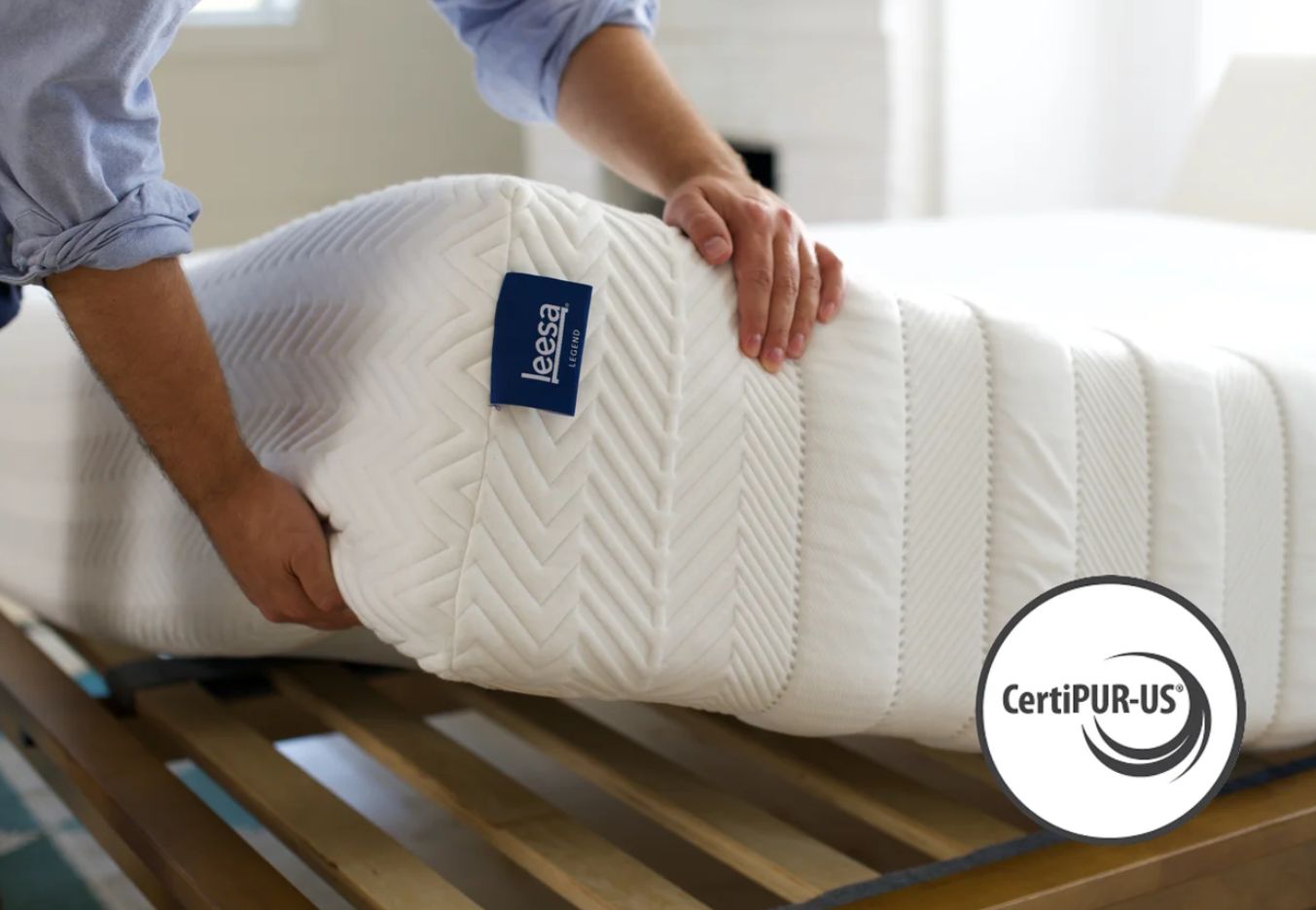 edge support for the new legend mattress