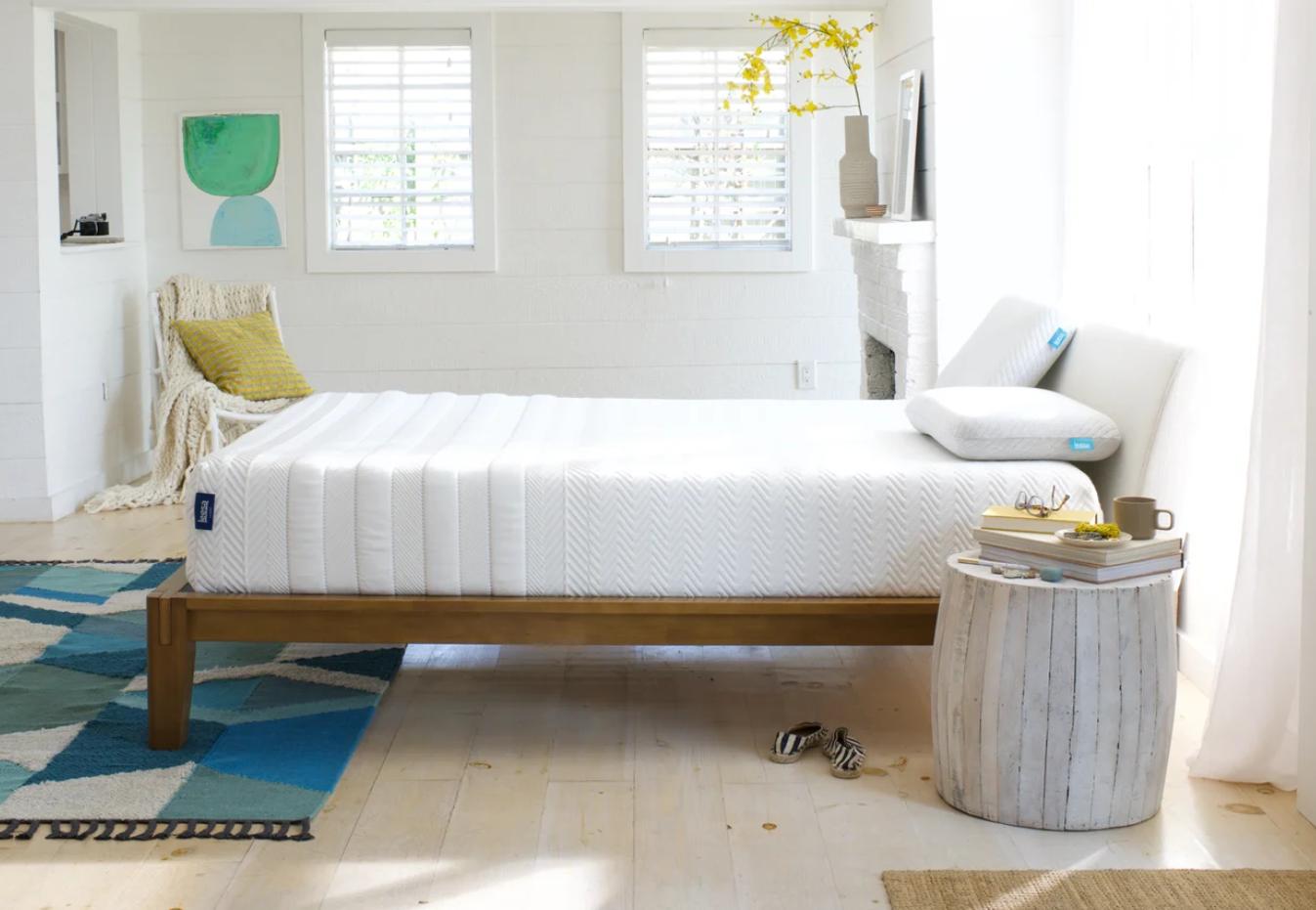 the leesa legend foam mattress review