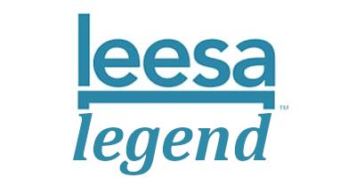leesa legend logo