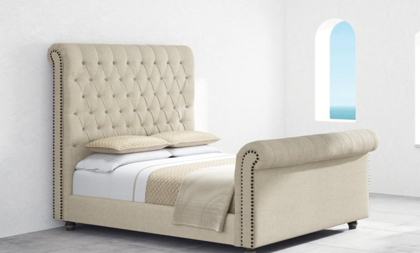 review over the saatva designer bed frames