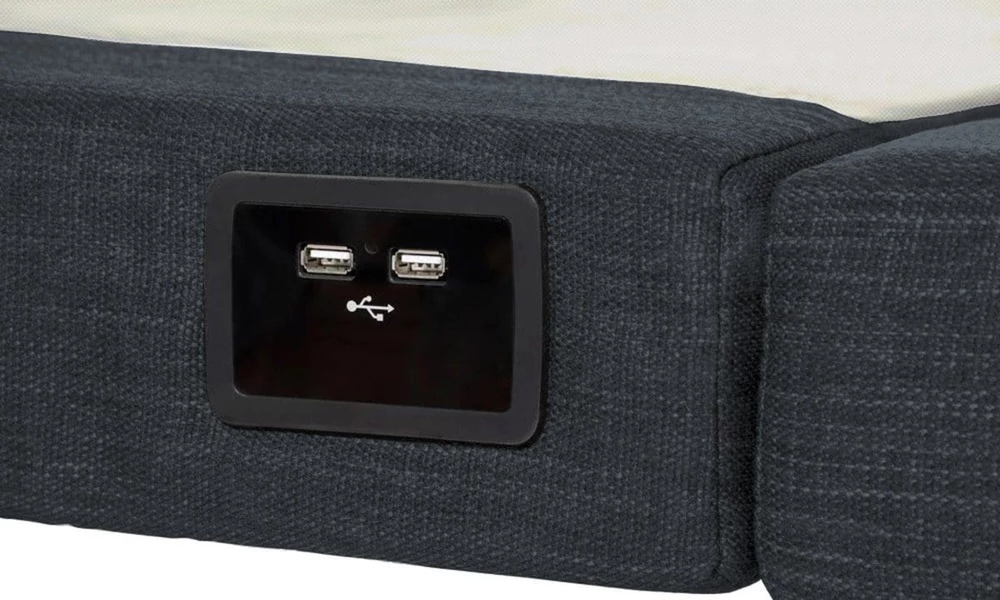 usb ports in your bed puffy