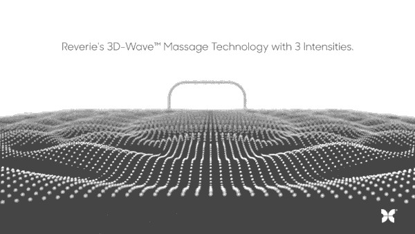 massage features in the new nest adjustable power base