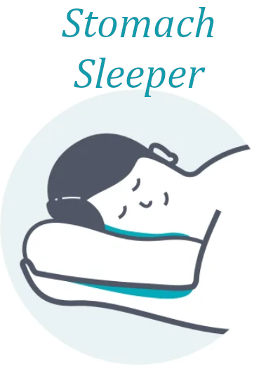 which leesa mattress is best for stomach sleepers
