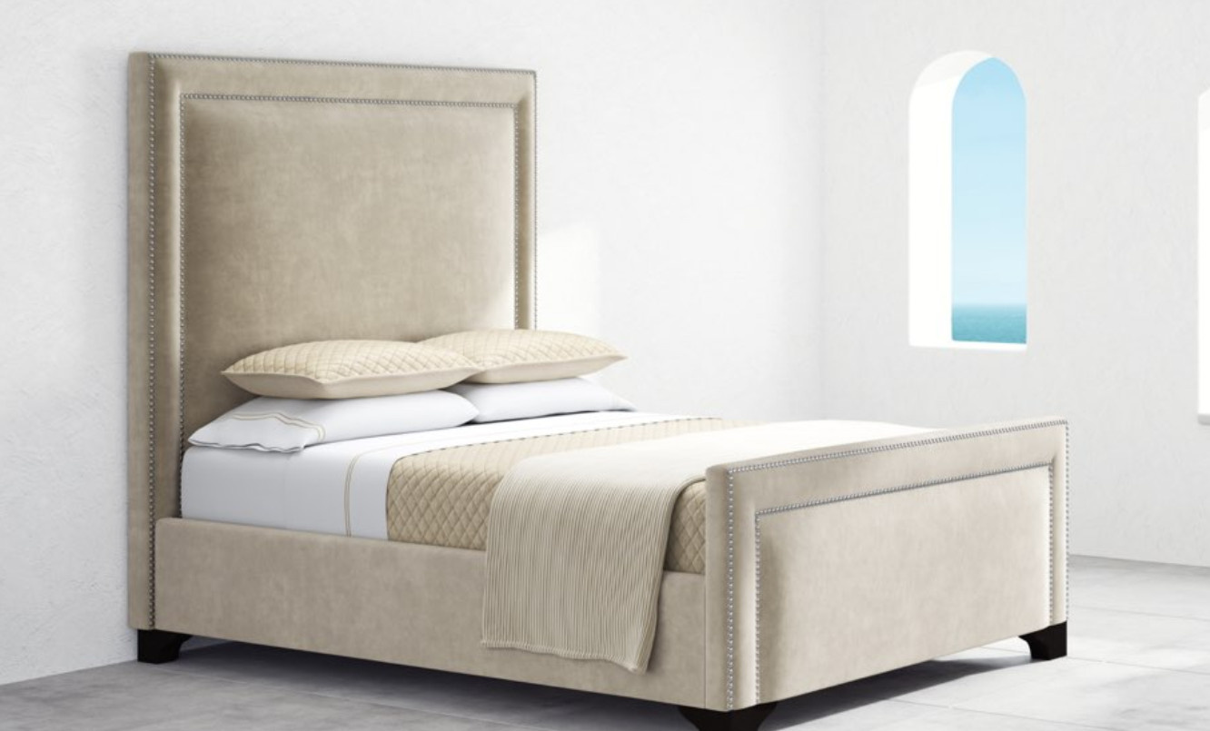 try the saatva bed frame marseille