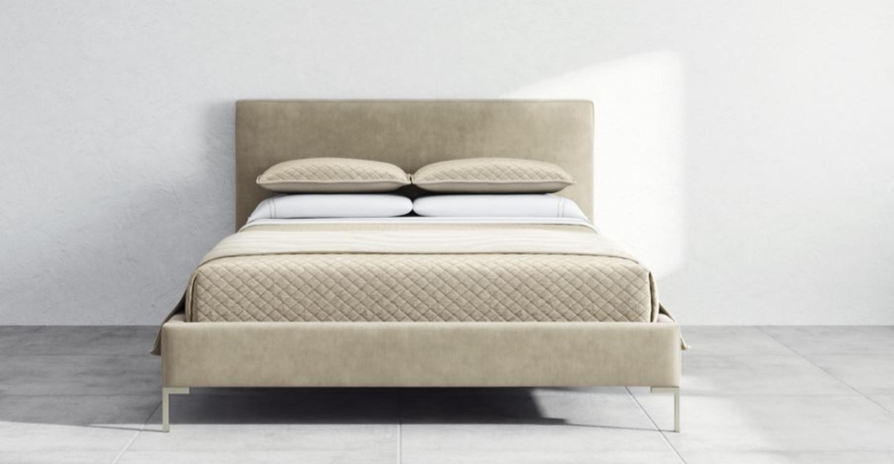 santorini bed frame saatva review