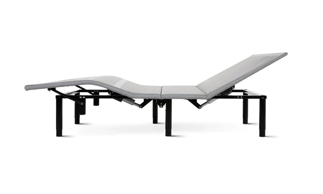 adjustable bed review from leesa