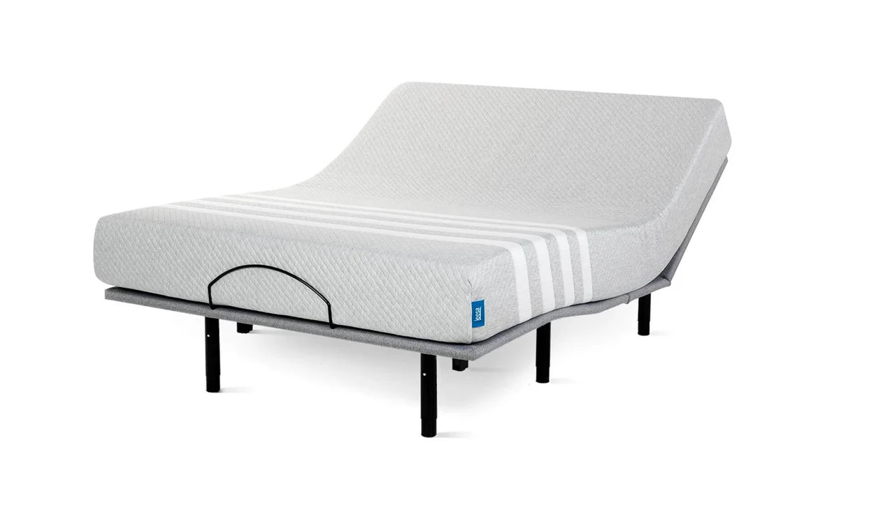 review over the adjustable bed frame from leesa
